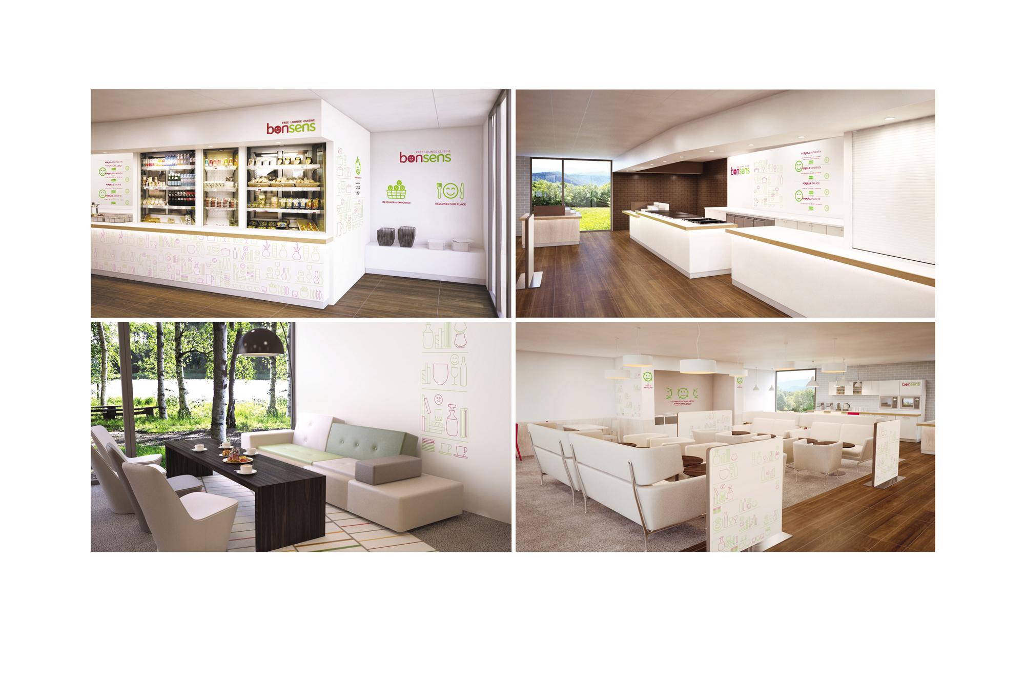 Adrien aymard bonsens free lounge cuisine - Projet atelier cuisine ...